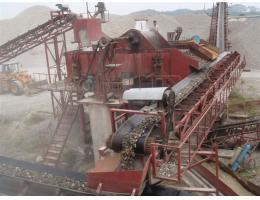 750吨/小时碎石生产线