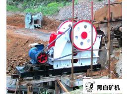 江西遂川-单段颚破生产线